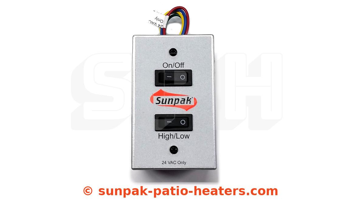 12050 TSH Duplex Switch
