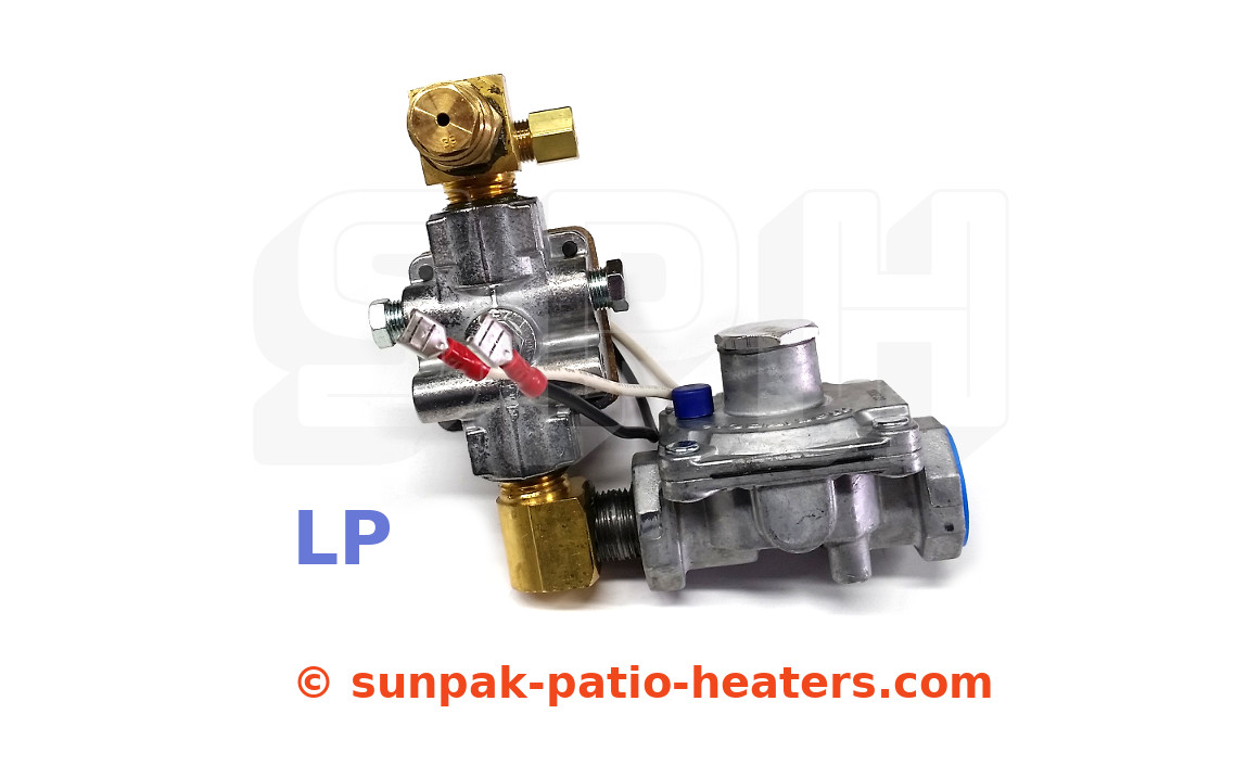 22021-4 S34 Valve-Regulator Assy LP