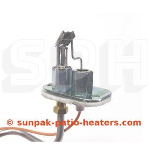 Sunpak Pilot Assembly