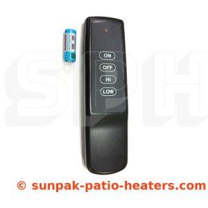 TSR Handheld Remote