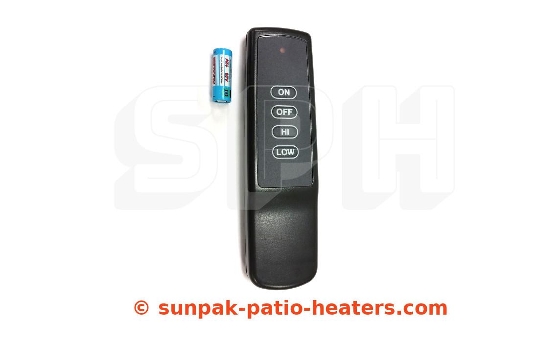 92006 TSR Handheld Remote