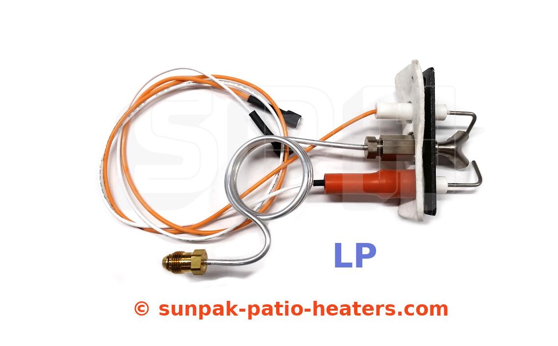92021-2 TSR Pilot Electrode Assy (LP)
