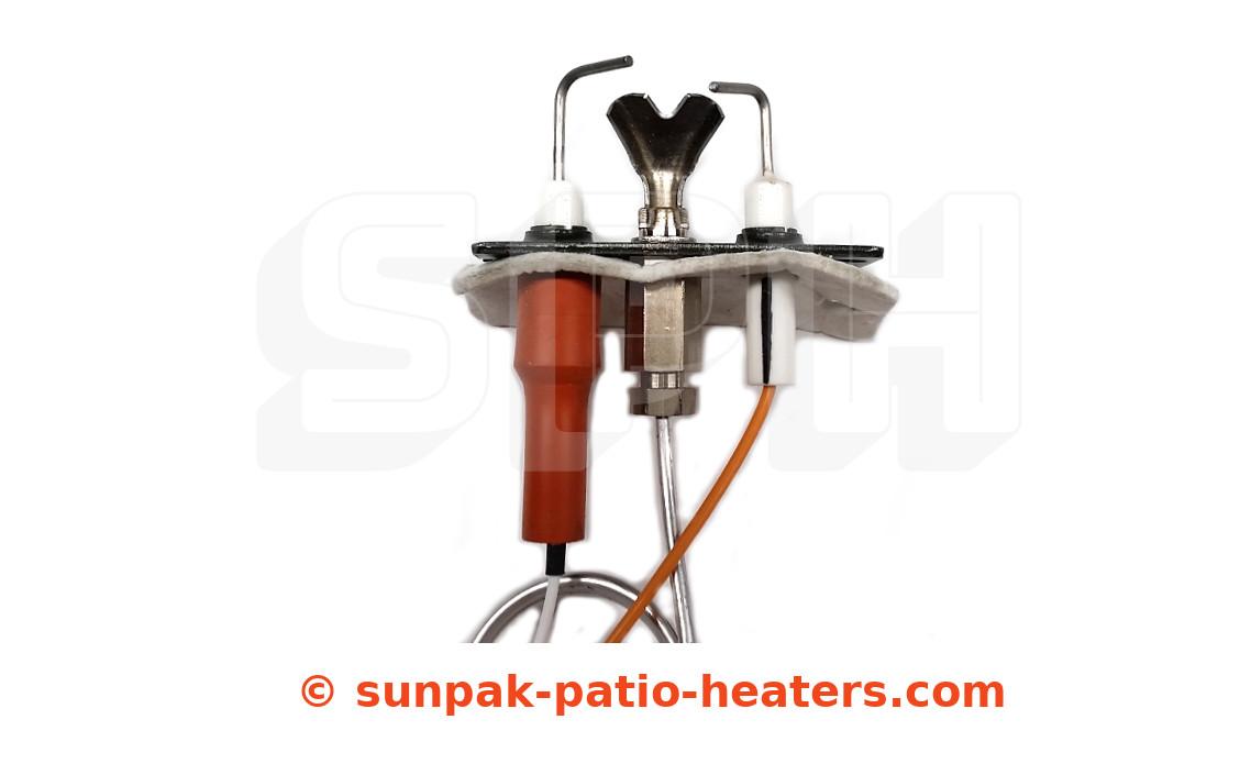 92021 TSR Pilot Electrode Assy
