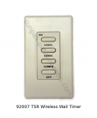 92007 TSR Wireless Wall Timer