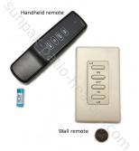 TSR Handheld & Wall Remotes